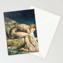 "William Blake ""Newton"" Stationery Cards"