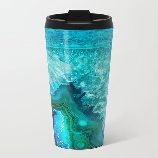 Geode Metal Travel Mug