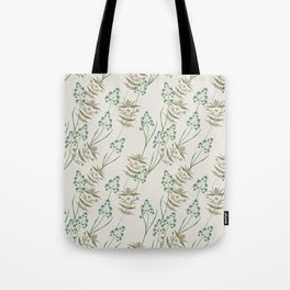 Dakota Prairies: Sage & Sweetgrass Tote Bag