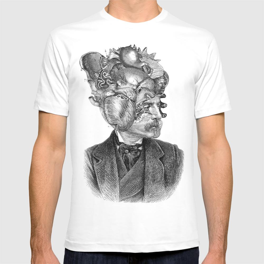Virtual Reality Helmet T-shirt by Dividus TSR794794