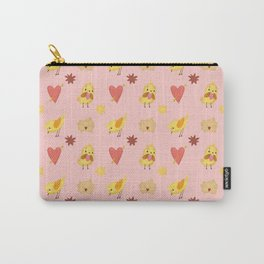 VALENTINE BIRDS Carry-All Pouch