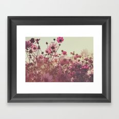 October Blooming 01 Framed Art Print