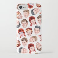 iPhone Cases featuring He Was The Nazz by Helen Green