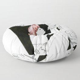 NUDEGRAFIA - 016 Floor Pillow