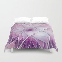 Beauty of a Flower Duvet Cover