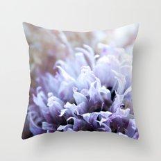 Flower Funeral Throw Pillow