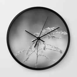Last year Wall Clock
