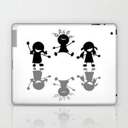 Happy Kids Laptop & iPad Skin