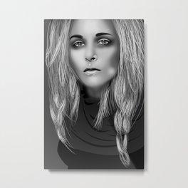 Landon Metal Print