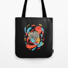 The Flower Fades Tote Bag