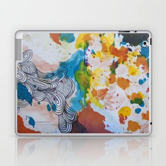 Moleskine #1 Laptop & iPad Skin