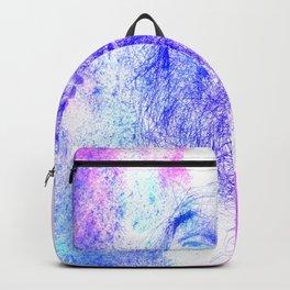 Ram Dass Illustration Backpack