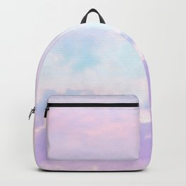 Unicorn Pastel Clouds #1 #decor #art #society6 Backpack