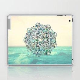 Mandala Mermaid Oceana Laptop & iPad Skin