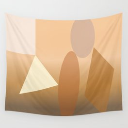 Shapes Wall Tapestry