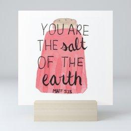 Salt of the Earth Mini Art Print
