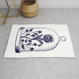 Protea Potion Rug