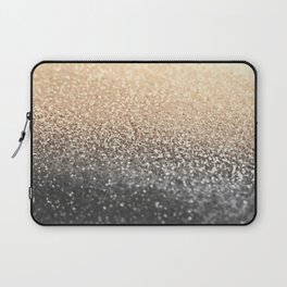 GOLD BLACK Laptop Sleeve