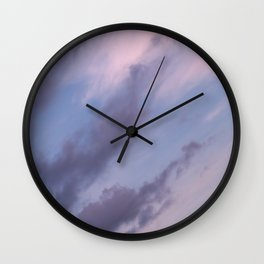 Sky in my Wall Clock