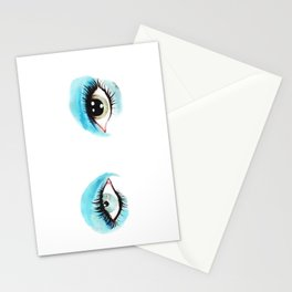 Bowie - Life on Mars? Stationery Cards