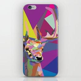 POP Deer iPhone Skin