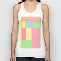 pantone Tank Tops featuring Pantone mix by StevenARTify