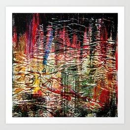 Untitled Number 3 Art Print
