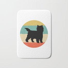 Cairn Terrier Dog Gift design Bath Mat