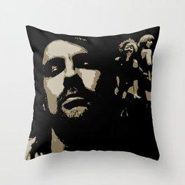 Juxtapose XVI Throw Pillow