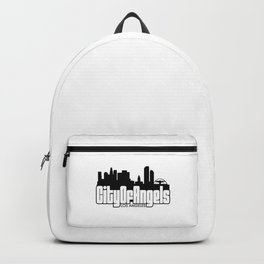 City Of Angels : Los Angeles Backpack