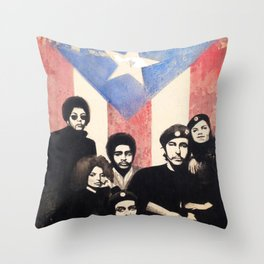 FOREVA YOUNG Throw Pillow