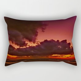 The Storm Rectangular Pillow