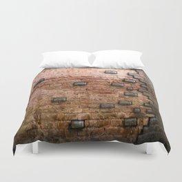 Airbrushed Bricks Duvet Cover