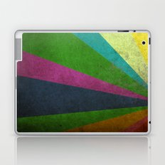 grunge retro background  Laptop & iPad Skin