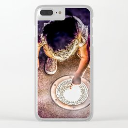 Bail's Light Clear iPhone Case