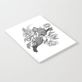 uncontrollable nature Notebook