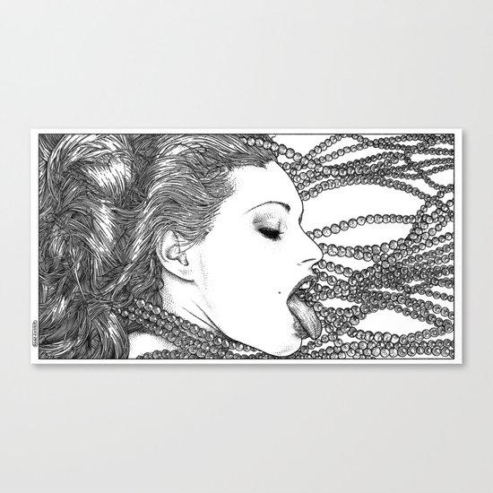 asc 609 - Le miracle (Angel hair) Canvas Print