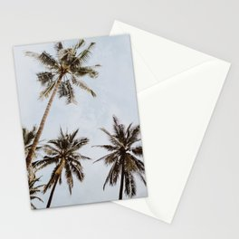 palm trees xiv / chiang mai, thailand Stationery Cards