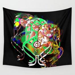 Taino Fertility Wall Tapestry