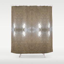 Cornwall Beach Photo 1671 Silver Stream 2 Shower Curtain