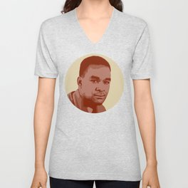 Richard Wright Unisex V-Neck