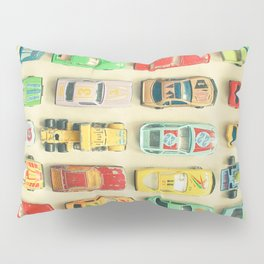 Car Park Pillow Sham