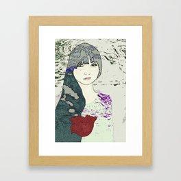 Dreaming of Freedom  Framed Art Print