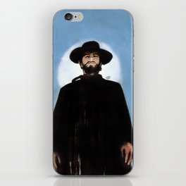 They'd Never Forget The Day He Drifted Into Town iPhone Skin