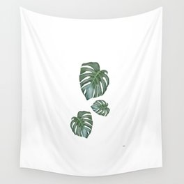 Monstera The Tree Wall Tapestry