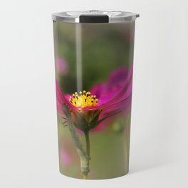 Cosmos Commuter - Flower Photography Travel Mug