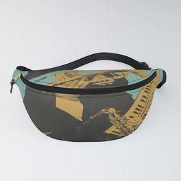 ABSTRACT JAZZ Fanny Pack