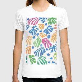 Leaf Cutouts by Henri Matisse T-shirt