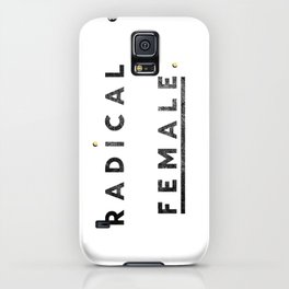 Radical Female iPhone Case