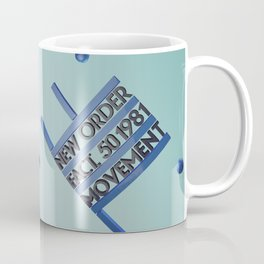 Movement Inspired Coffee Mug